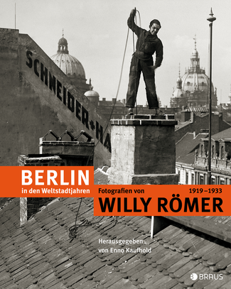 edition braus Willy Römer Cover